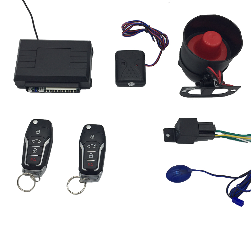 how car alarms work  -  car alarm with remote start